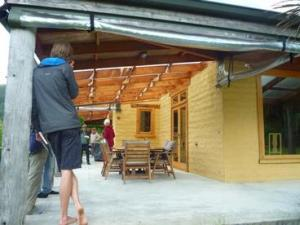 Earthbuilding Conference and House Tours in Marlborough
