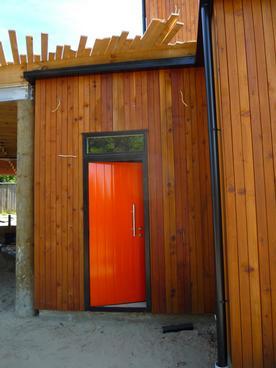 Entrance Door (19.02.2015)