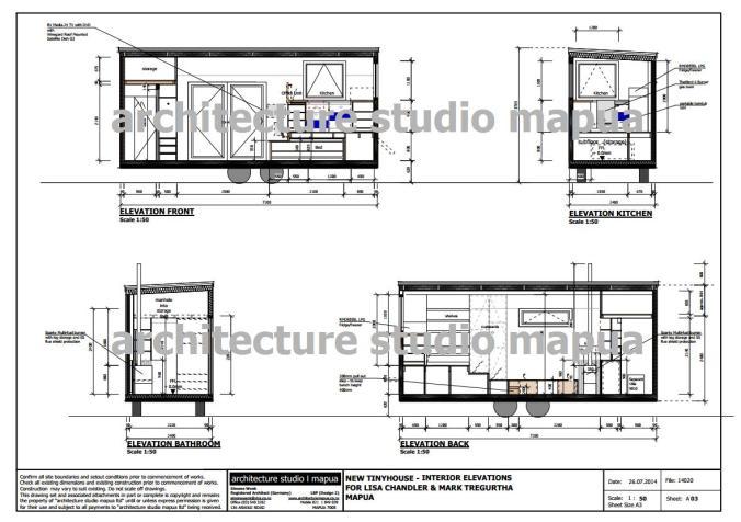 Interior Elevations_TinyHouse